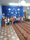 Развлечение для детей «Пасхальные растеряши»
